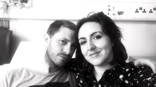 Romantic oncology selfie.jpg